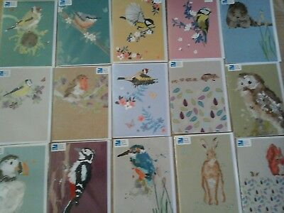 50 Rspb Cards. Wholesale Joblot Greeting Cards
