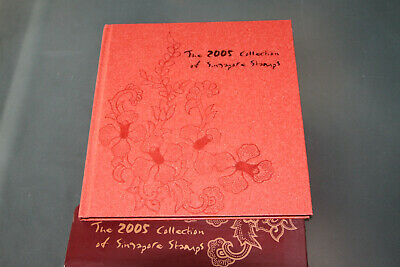 Singapore - 2005 - Year Book With All Issues Still Sealed In Packaging