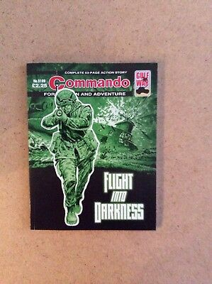 Commando	Flight Into Darkness	5189	Dec	2018	For Action And Adventure	Gulf War