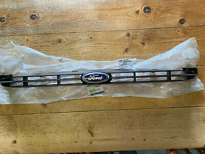 New Genuine Ford Escort Mk6 Front Grill & Badge For Car or Van 1995 to 2001 Nos
