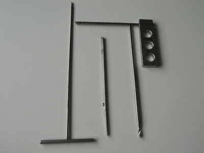 Surgical.4x Mitek Drill Guides/Bits.214561,214524,211026,214542.  Free UK P&P.