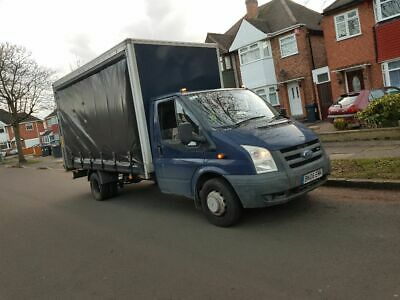 Ford transit t350 (TAIL LIFT,CURTAIN SLIDER)