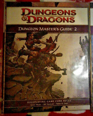 D&D 4 Dungeon Master's Guide 2 RPG Rollenspiel Dungeons & Dragons Fantasy