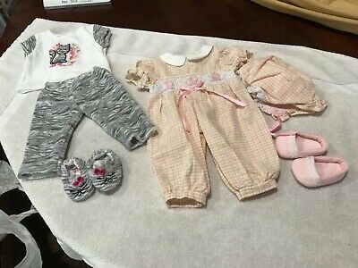 Huge Lot Bitty Baby outfits for doll