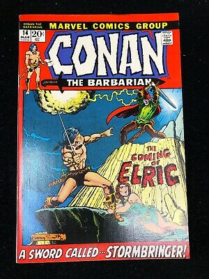 Conan the Barbarian #14 (Mar 1972, Marvel) UNREAD | NM- 9.2