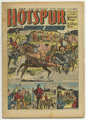 The Hotspur 192 (June 22 1963) high grade copy