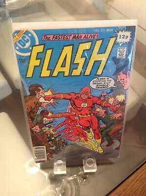 "The Flash 273 Vol 1 ""Harvest Of Hate"" 1st Print"