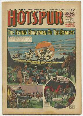 The Hotspur 178 (March 16 1963) high grade copy