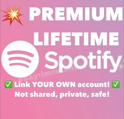 Spotify Premium LIFETIME ‼️ FAST DELIVERY ‼️ ✅ PRIVATE ACCOUNT ✅ NOT SHARED ✅