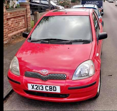 Toyota Yaris Cdx 1.3 vvti automatic a/c 5door sunroof alloys electric windows