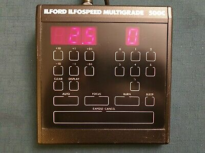 Ilford Multigrade Control Unit 500C
