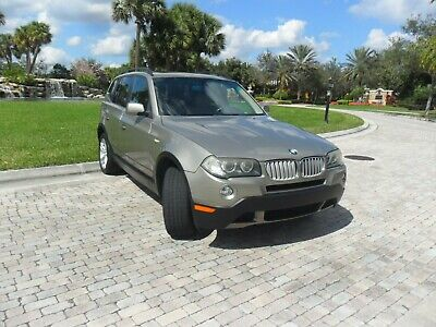 2007 BMW X3 3.0si AWD 4dr SUV 2007 BMW X3 3.0si AWD 4dr SUV BEAUTIFUL CONDITION ACCIDENT FREE HISTORY