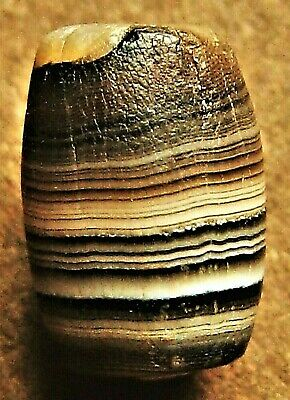 Ancient Indo-Tibetan Chung Type Agate Bead