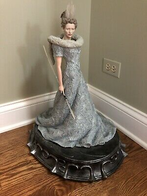 The Chronicles Of Narnia Jadis The White Witch statue #95773  Disney/Walden