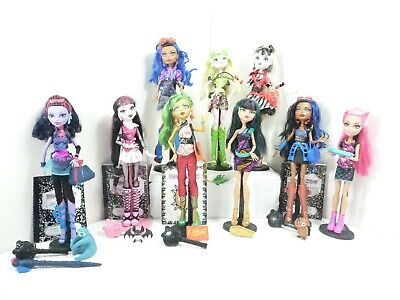 Monster High Dolls pick one or many you choose all in vgc some rare  no 31