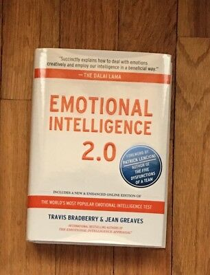 Emotional Intelligence 2.0 by Travis Bradberry and Jean Greaves (2009,...