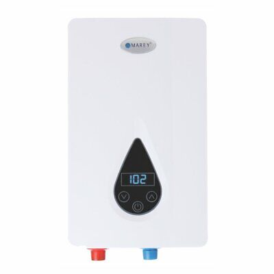 ECO110 Electric Tankless Hot Water Heater Instant On Demand Whole House