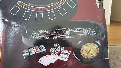 High Quality Casino Set (3 in 1)