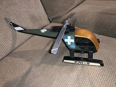RARE HARD TO FIND VINTAGE TONKA Military HELICOPTER