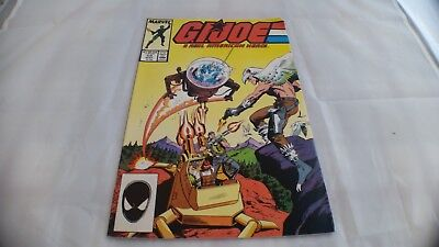 AWESOME Marvel Comic.G.I JOE 1987. A Must See!