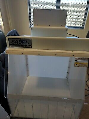 Sentry Air Systems mobile clean room