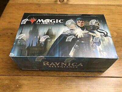 Ravnica Allegiance Booster Box (36 Booster Packs) Magic The Gathering Sealed