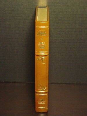 Signed 60 - Franklin Library - God's Little Acre -Erskine Caldwell- Leather-Fine