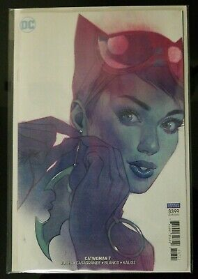 Catwoman #7 NM Cover B Variant