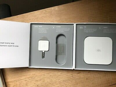 Square Contactless and Swipe Card Readers