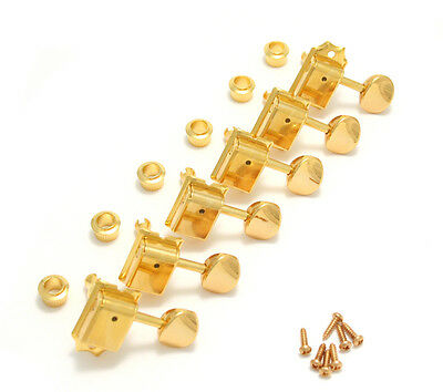Genuine Fender Gold Vintage Tuners for Stratocaster/Telecaster 099-2040-200