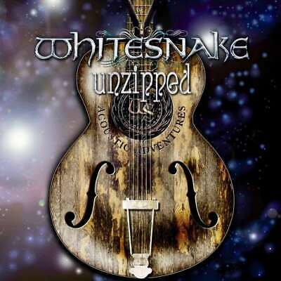 WHITESNAKE - Unzipped 2 CD *DIGIPAK CASE *