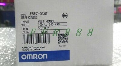 NEW OMRON Temperature Controller E5EZ-Q3MT 100-240VAC