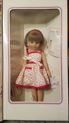 "BETSY MCCALL 14"" DOLL 1996 ~  NEVER REMOVED FROM BOX By Robert Tonner"