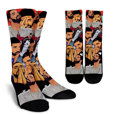 746a86848fb2 COMIC HARLEY QUINN Socks Men's Women's Crew Sock - $9.00 | PicClick