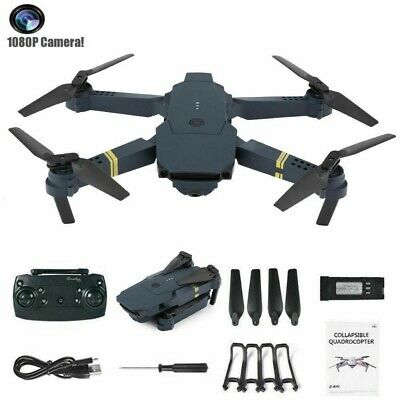 #A Drone x pro 2.4G Selfi WIFI FPV With 1080P HD Camera Foldable RC Quadcopter