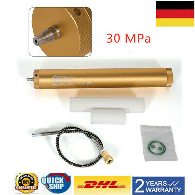30 MPa Oil Water Separator High Pressure Air Pump Compressor 2 Tank Filter Gold