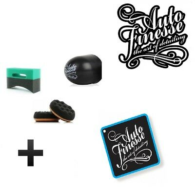 Auto Finesse Pneu Application Kit - Auto Finesse Désodorisant