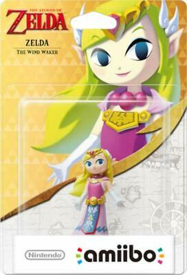 TOON ZELDA Amiibo BNIB The Legend Of Zelda Wind Waker 30th anniversary Nintendo