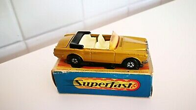 Matchbox #69c - Rolls Royce Silver Shadow - Lime Gold/Grey Base - A/A