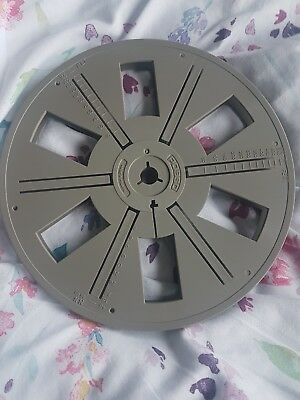 Super 8mm 600ft Spool Take Up Spare