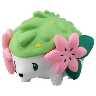 Takara Tomy Pokemon Moncolle Monster Collection EX EMC-028 Shaymin Mini Figure