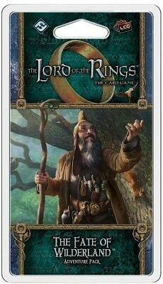 The Fate of Wilderland: The Lord of the Rings Fantasy Flight Games New FFGMEC71