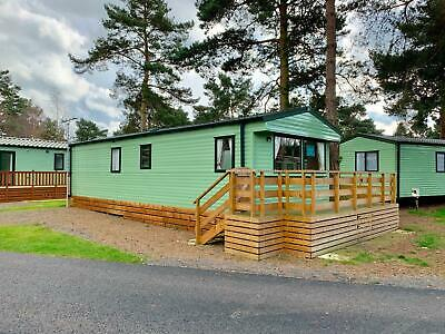 Static Caravan for Sale Sited in Cumbria Lake District 2 Bedroom Central Heated