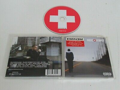 Eminem/recovery(Aftermath/interscope 0602527394527) Cd Album