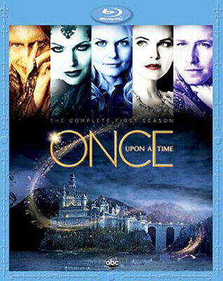 Once Upon a Time: The Complete First Season (Season 1) (5 Disc) BLU-RAY NEW