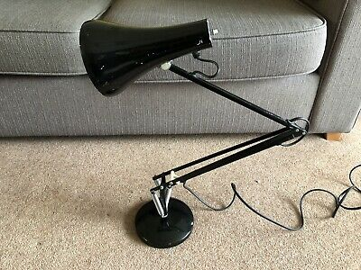 Vintage Anglepoise Lamp Made By Herbert Terry & Sons Of Redditch