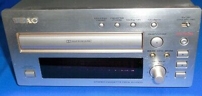 Teac Stereo Receiver R-H300 STEREO CASSETTE DECK R-H300