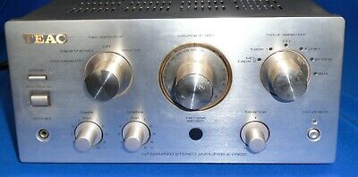 Teac INTEGRATED STEREO AMPLIFIER A-H300 No Remote