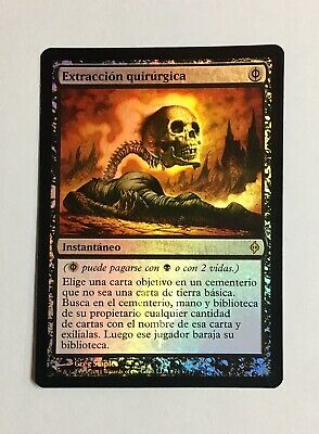 **CHEAP**SURGICAL EXTRACTION  PROMO FOIL MTG