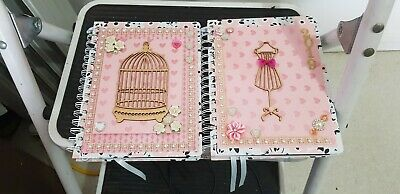 Handmade notebooks, handmade cards for all occasions